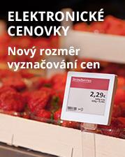 Elektronické cenovky