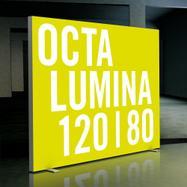"""LED světelná stěna """"Octalumina 120"""" volně stojící"""