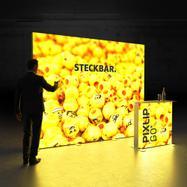 """Pixlip GO  LED veletržní stánek  """"Stand HS30"""""""