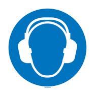 Používejte ochranu sluchu