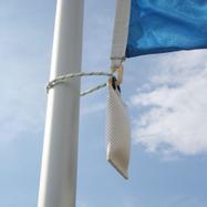 Závaží pro zatížení vlajky