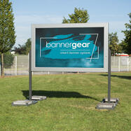 "bannergear® Stand ""Mobil LED"", jednostranný"
