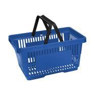 Nákupní košík plastový