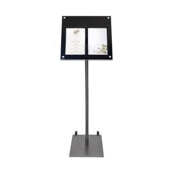 LED displej na menu