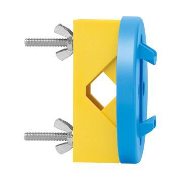 Nástěnný držák pro shromažďovací box