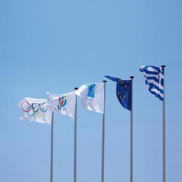 Digitální tisk vlajky