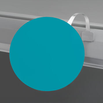 Držák wobbleru - hliník 75 mm
