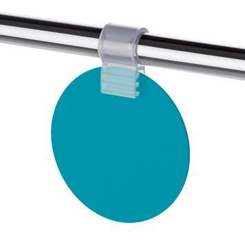 Držák poutače pro drátěné koše
