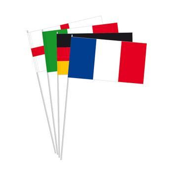 """Papírové vlajky """"Státy"""""""