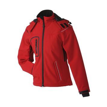 Dámská zimní softshellová bunda