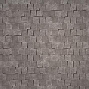 FlexiDeco-designová kazeta / Vinyl, struktura slonovina šedá