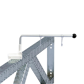 Magnetický držák banneru, úhel 90°