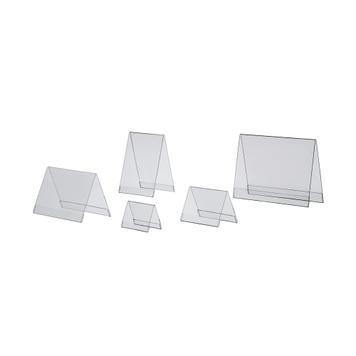Akrylátový A stojan ve standardních formátech
