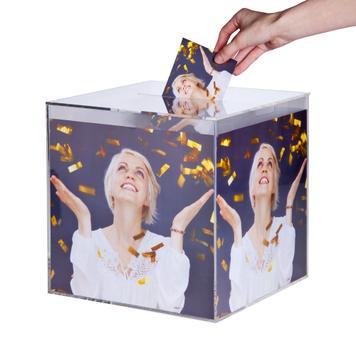 Páska pro losovací box