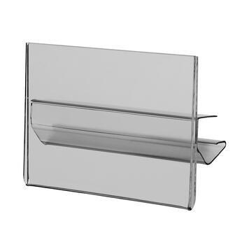Kapsa z akrylátového skla 105 x 74 mm,