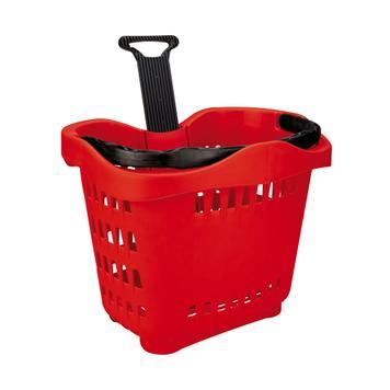Košík na kolečkách TL - 1