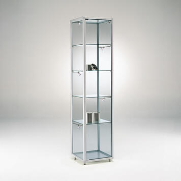 """Volně stojící vitrína """"Square"""""""