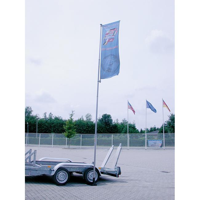 Vlajka pro teleskopický stožár