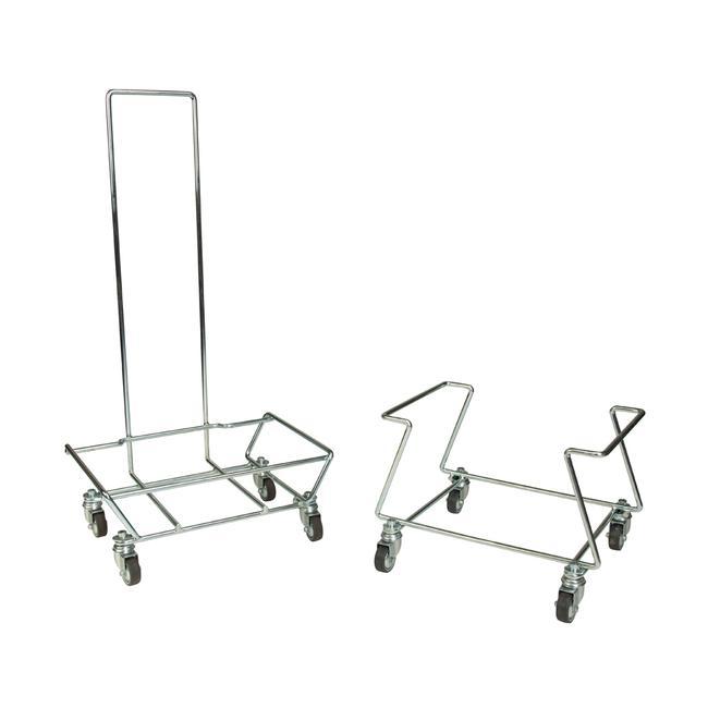 Vozík na nákupní košíky