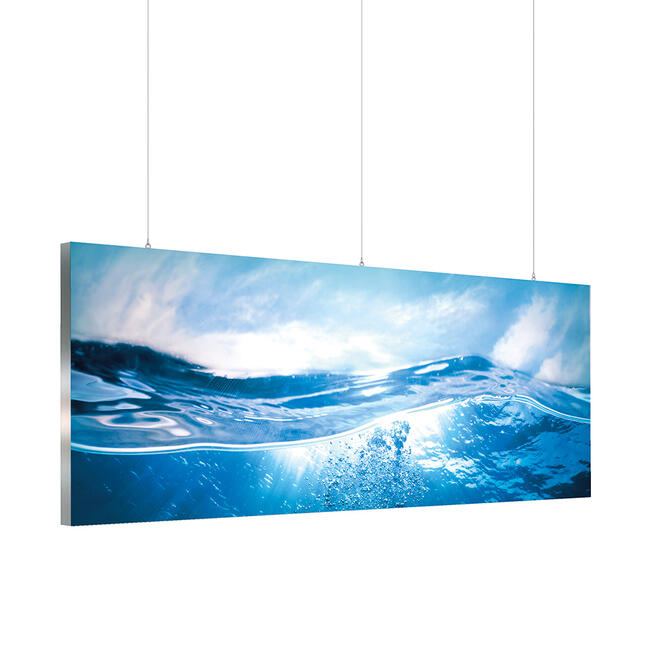 """LED světelná stěna """"Octalumina 120"""" stropní verze"""