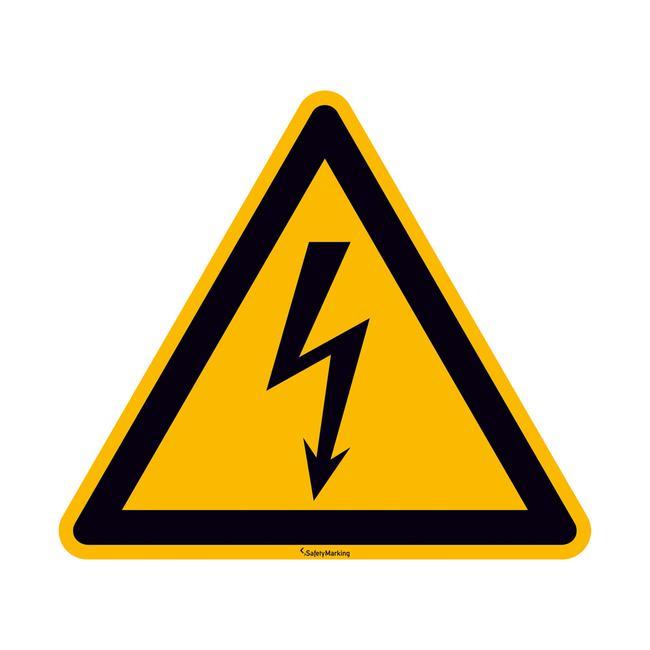 Pozor, elektrické napětí