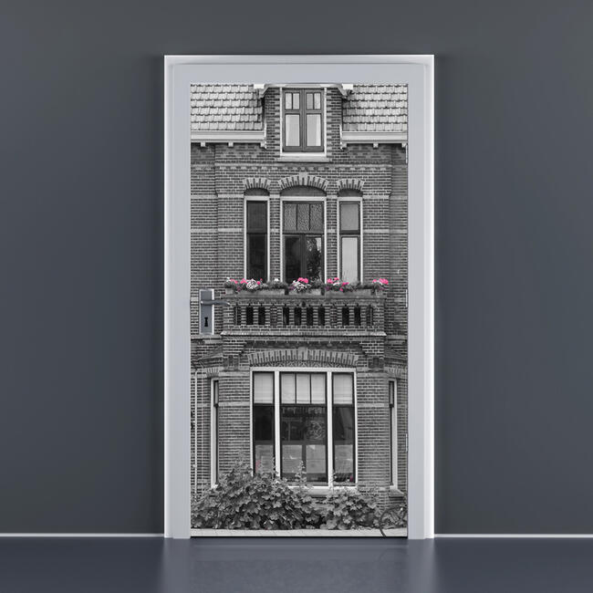 Samolepka na dveře, 860 x 1.985 mm (š x v)