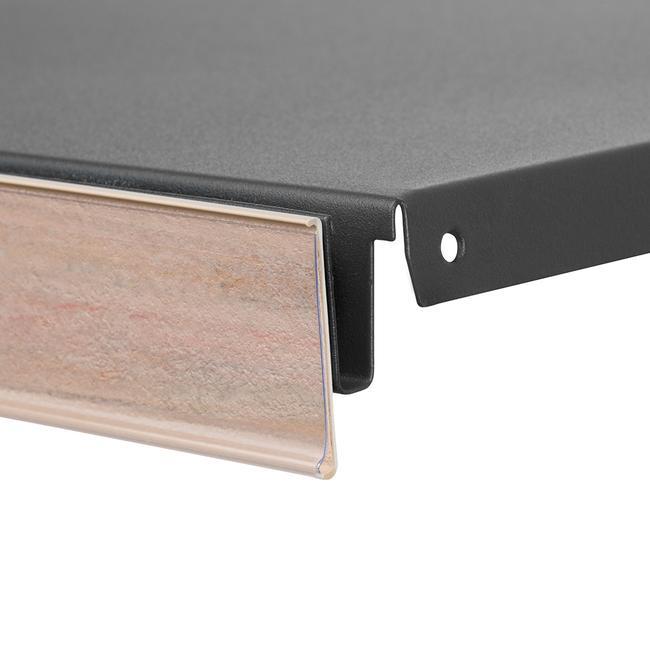 """Cenovková lišta """"DBR 39"""" s designem dřeva"""