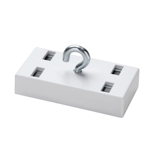 Dekorační magnet hranatý, přilnavost 7-10 kg