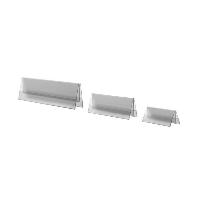 Stojánek na menu pro 3 vložené karty