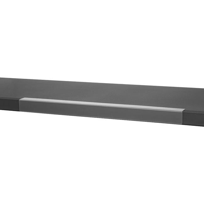 Lišta pro vložení poutače s 90 ° úhlem k nalepení na regálové police