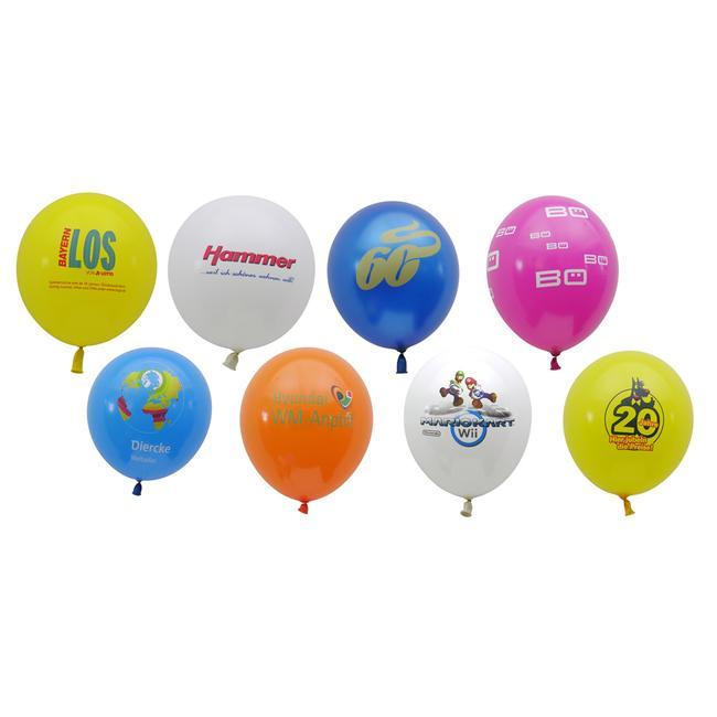 Nafukovací balónky