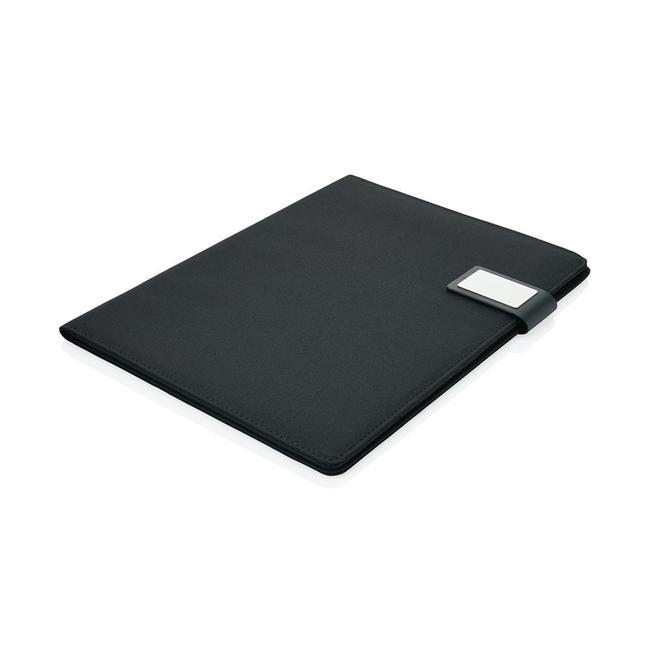 Basic Tech Portfolio, černá