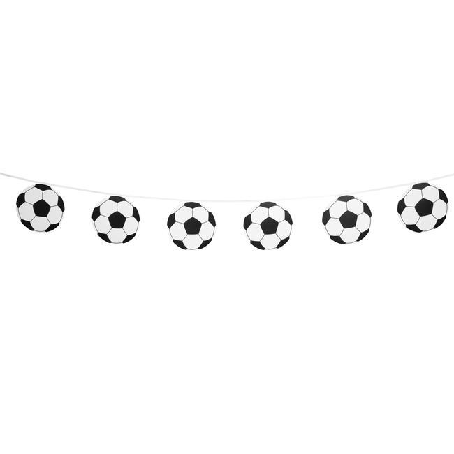 """Vlajkový řetěz """"Fotbal"""""""