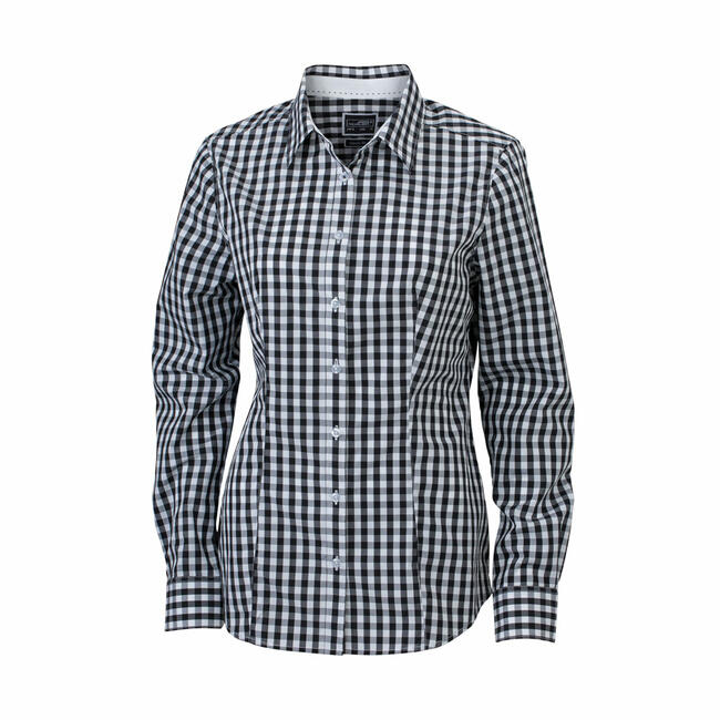 Dámská košile Checked