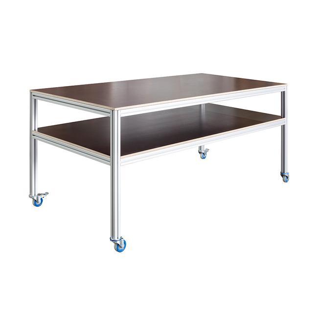 """Mobilní výrobní stůl """"Quattro"""""""