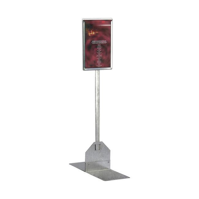 Podlahový stojan pro vyznačení ceny