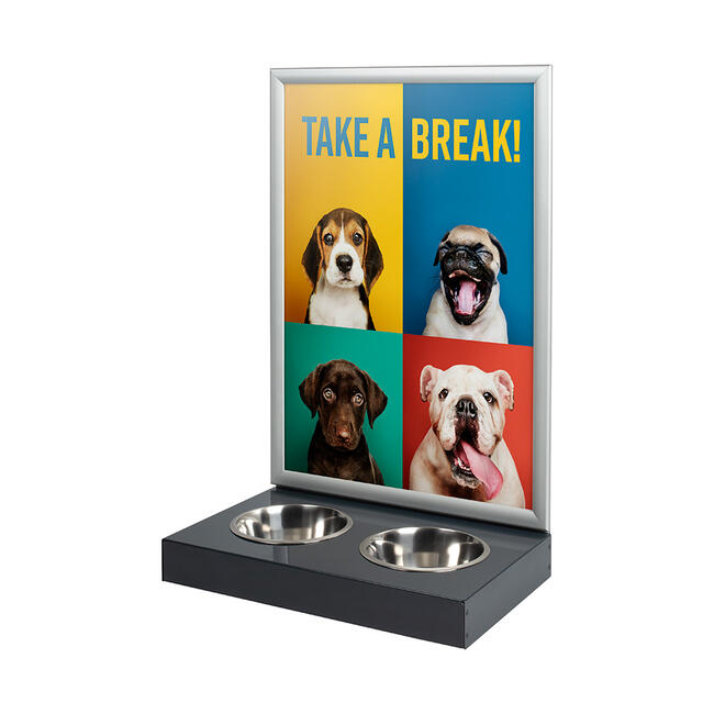 Napájecí stanice pro psy