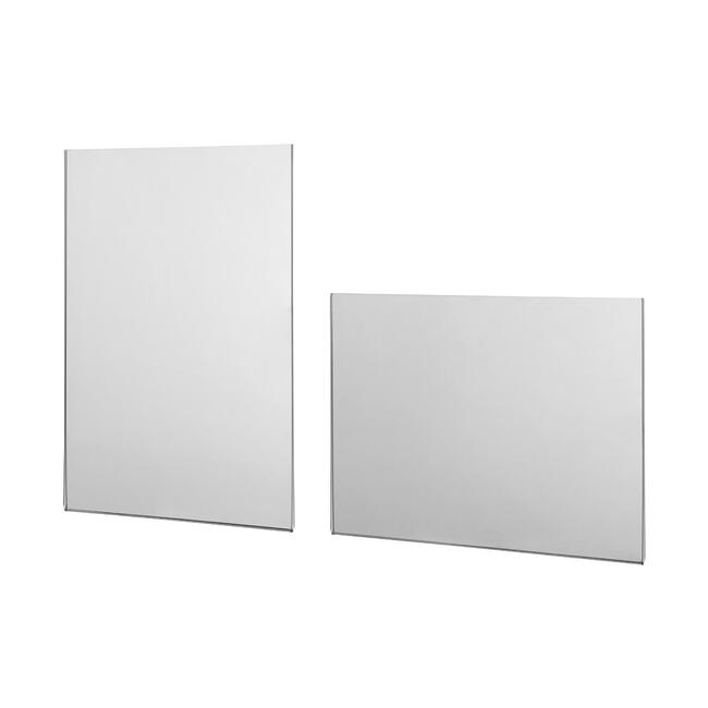 """Kapsa z akrylátového skla """"Basic"""" - bez otvorů"""