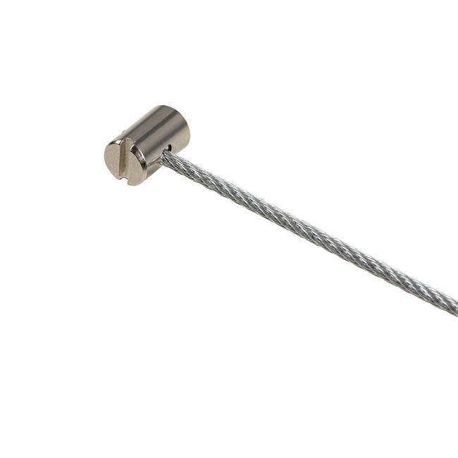 Ukončovací šroub pro lankový systém