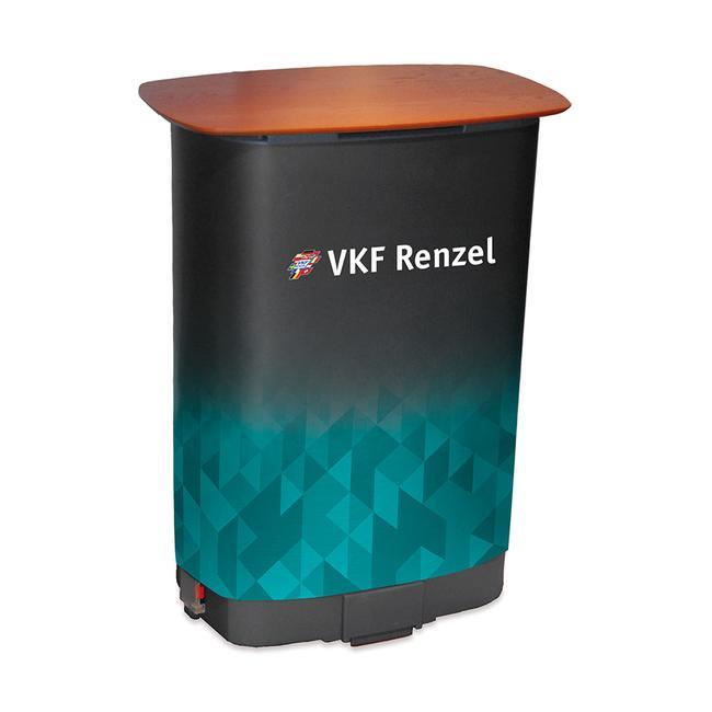 """Kufrový pult pro Pop-Up-System """"VKF"""""""