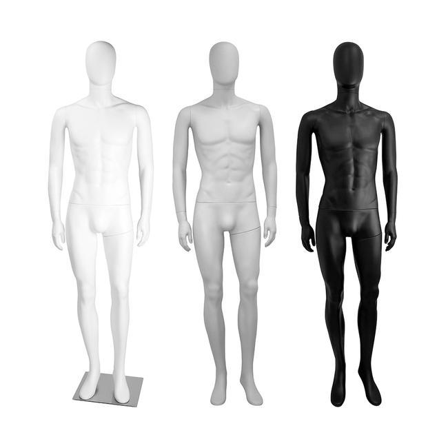 """Figurína do výlohy """"Magic"""" pánský model stojící"""