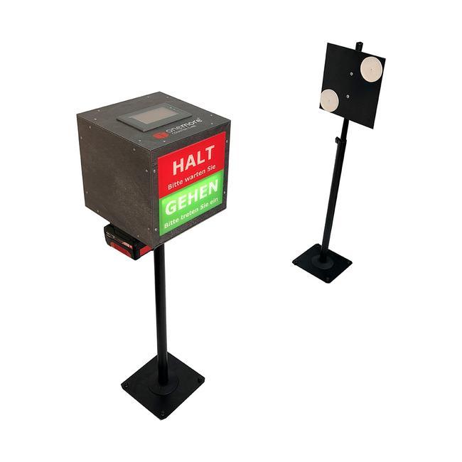 Systém kontroly přístupu Counter Cube