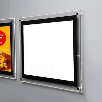 """Akrylátový LED rám """"Light"""""""