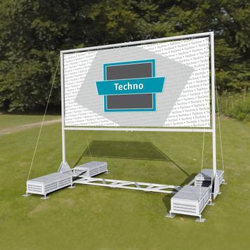 """Systém Techno I """"Mobile"""" se sklopnou funkcí"""