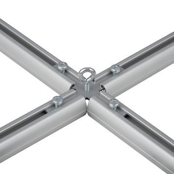 Křížová kovová spojka