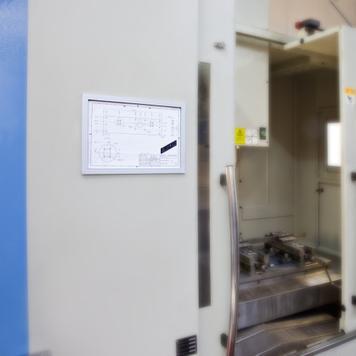 """Systém plastových rámečků na okna nebo skleněné tabule """"Feko-Eco"""", 17 mm profil"""