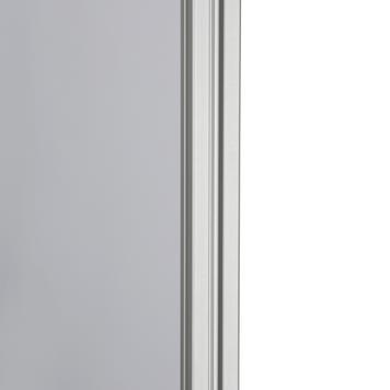 """Informační tabule """"Quattro"""", deskový stojan s ocelovými podstavci"""