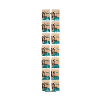 """Držák na pohlednice pro systém stojanů """"Multi"""", velký"""