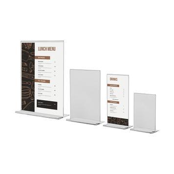 """Stojánek na menu """"Arum"""" v běžných formátech"""