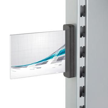Magnetický držák na plakáty